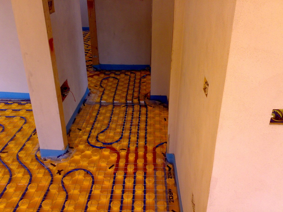 Zinode impianti presenta impianto a pavimento.2jpg